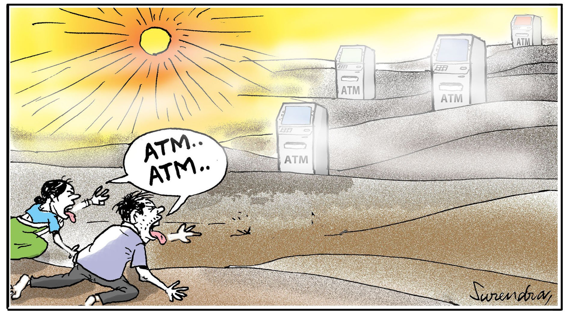 In Cartoons How An Exasperated India Is Coping With Narendra Modi S