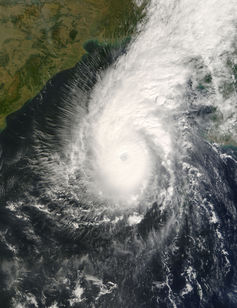 Cyclone-Bangladesh-environment