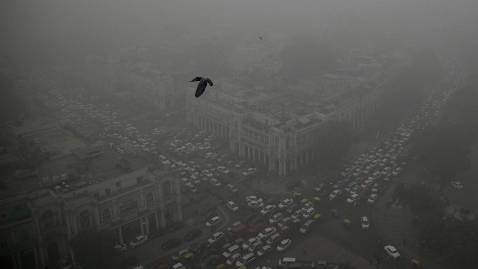 India-Pollution-Delhi