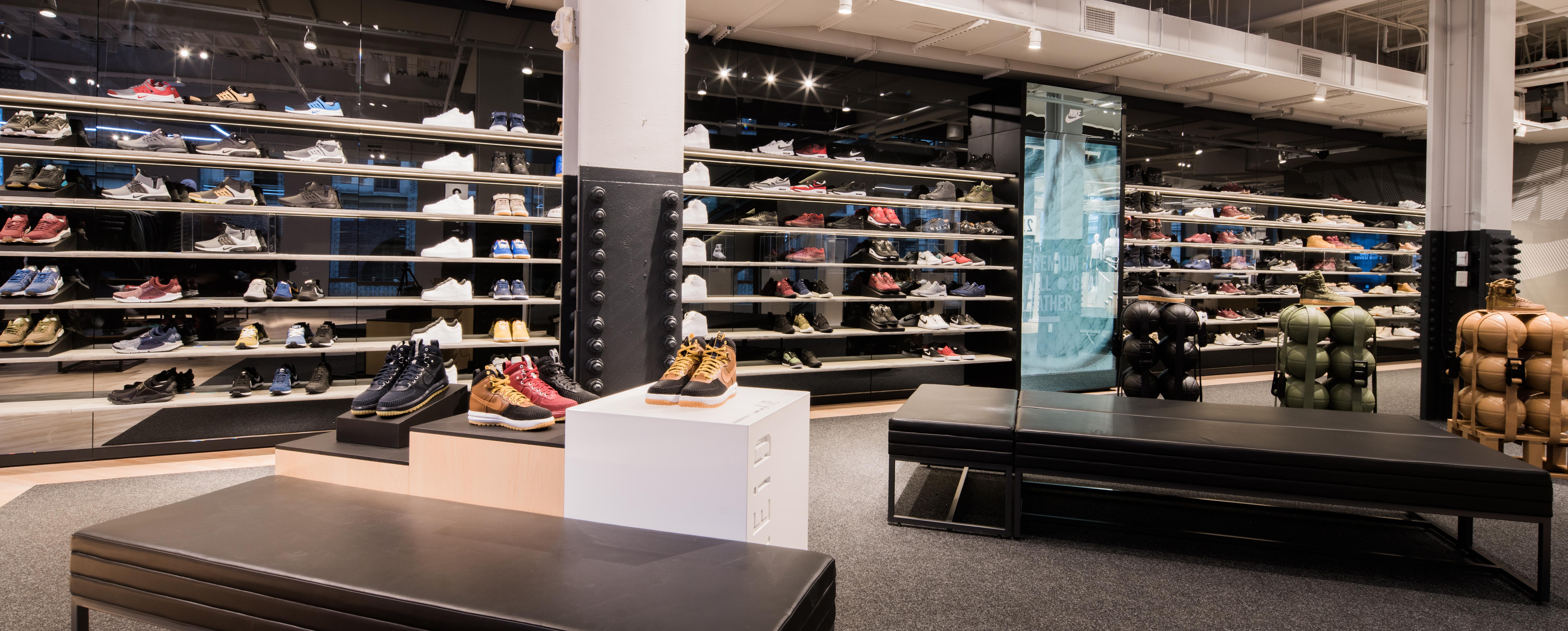 Nike's new Soho store