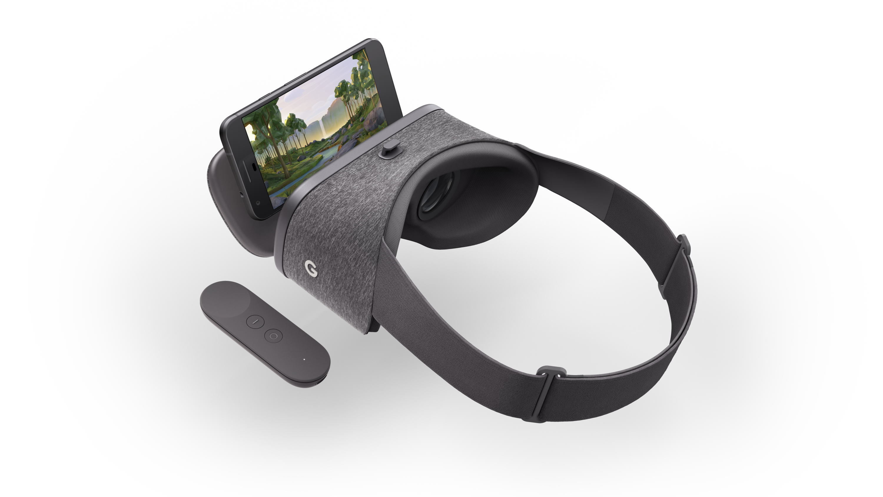 Should you get a Google (GOOG) Daydream View VR headset