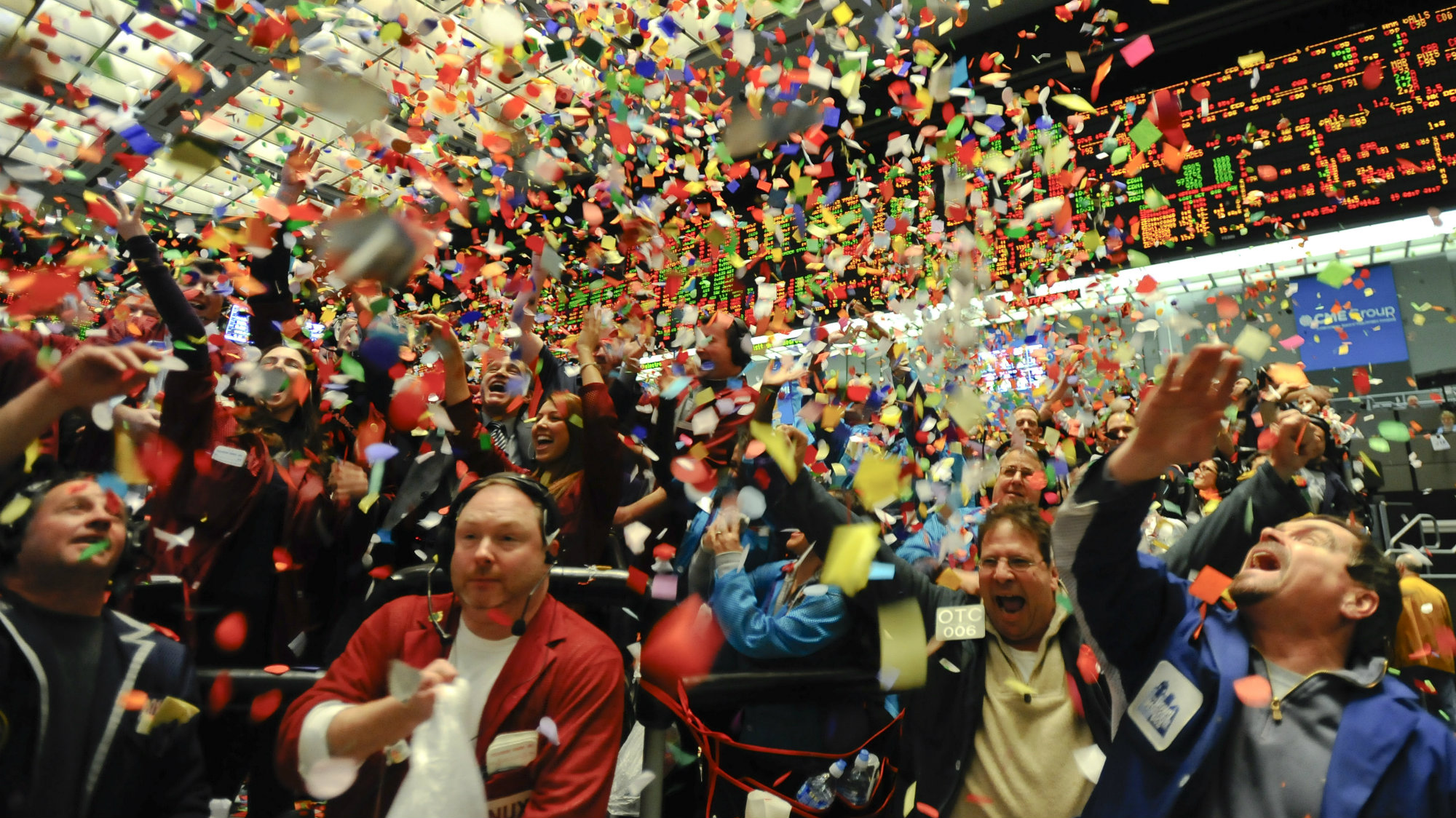Image result for s&p 500 at record high nyse cheers