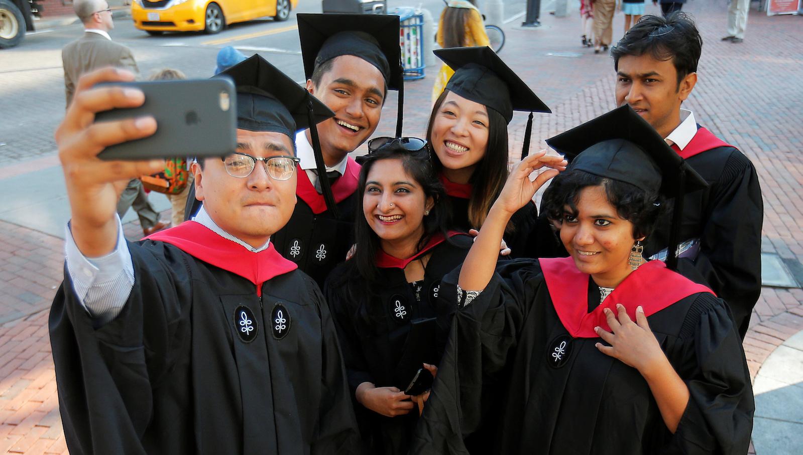 India-students-graduates
