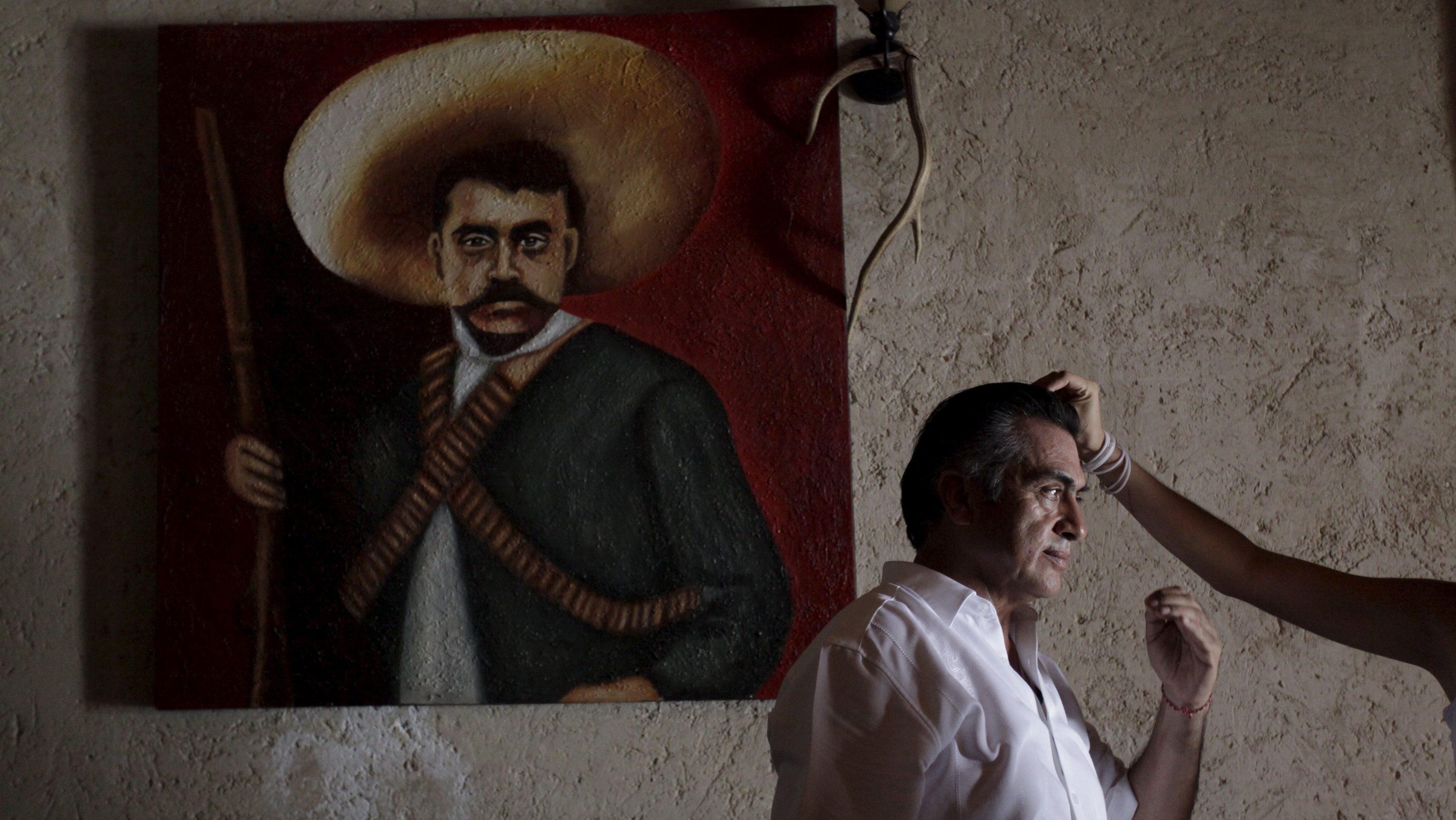 Jaime Rodriguez, governor-of Nuevo Leon state