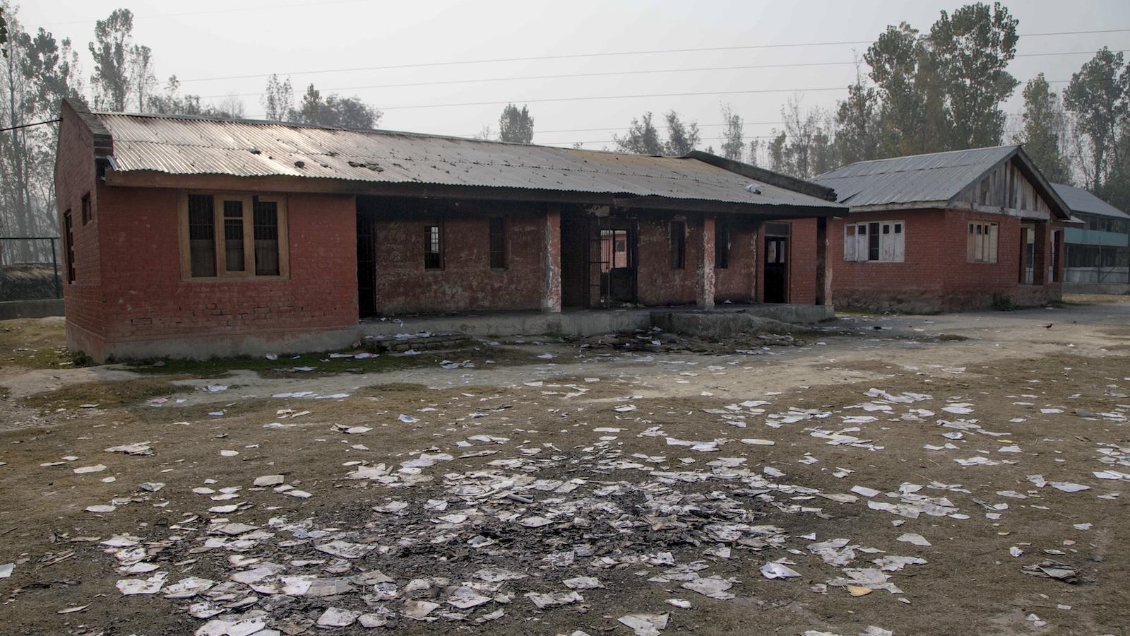 India-Kashmir-Schools