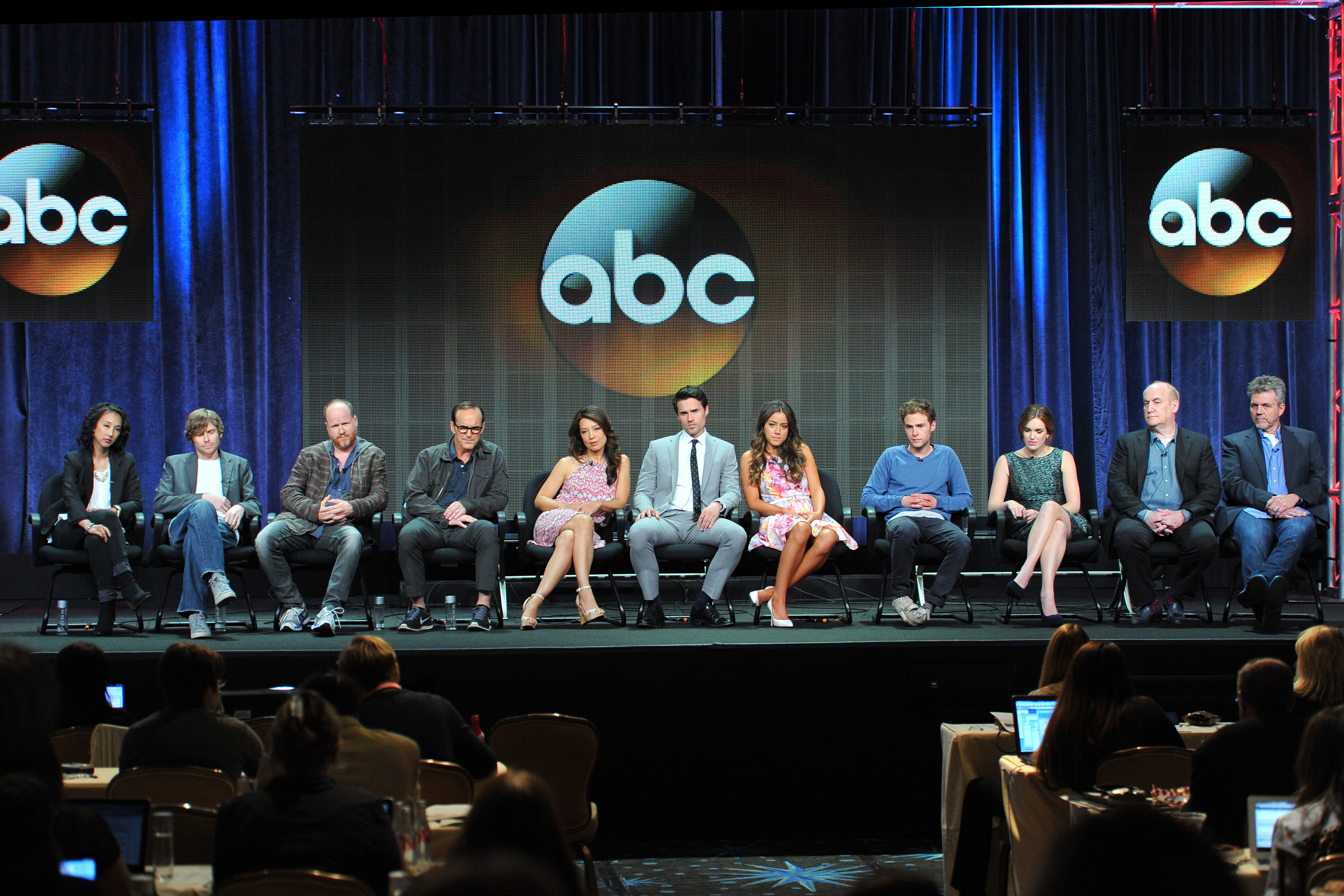 """ABC's """"Marvel's Agents of SHIELD"""""""