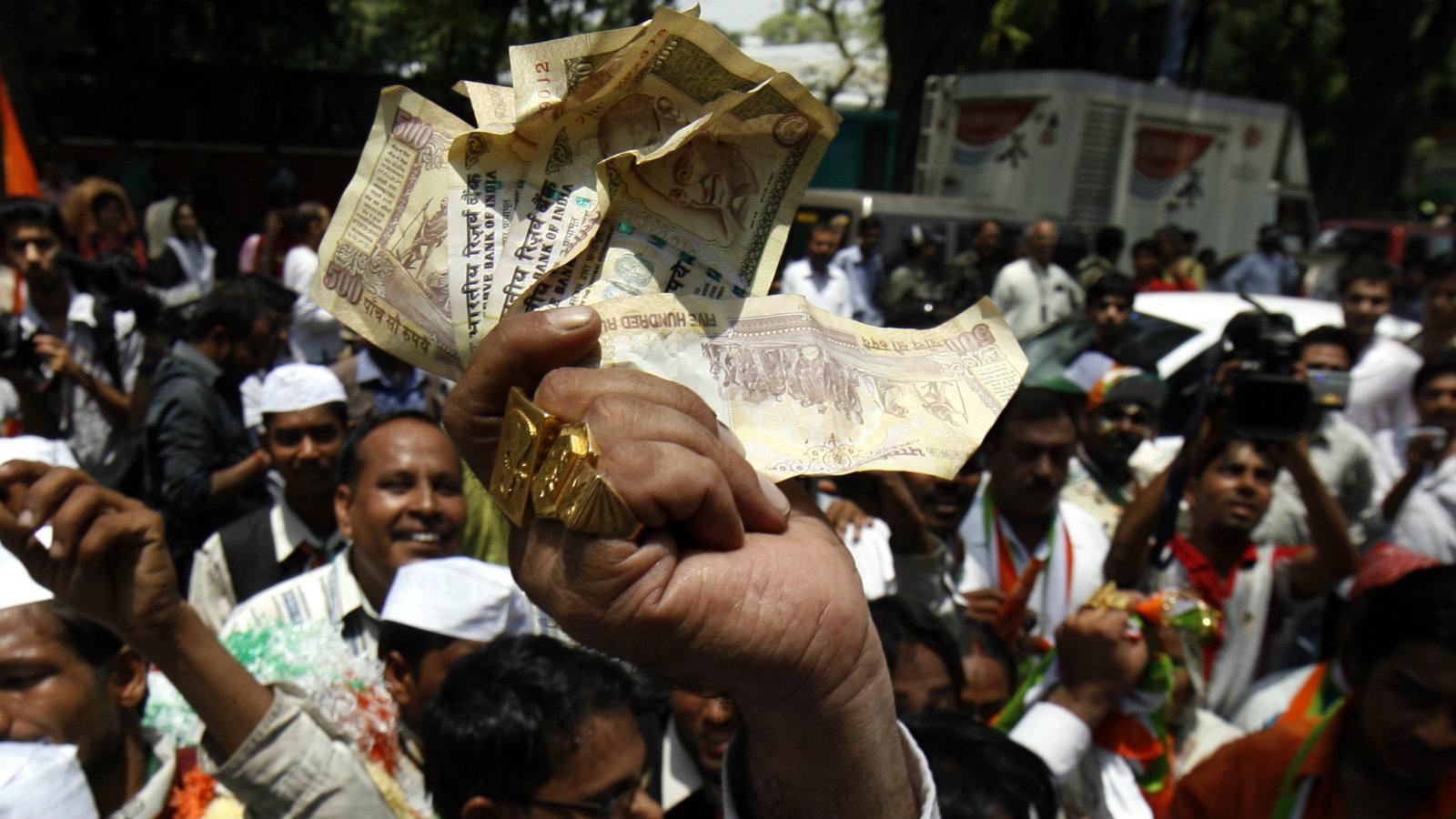India-Economy-Politics