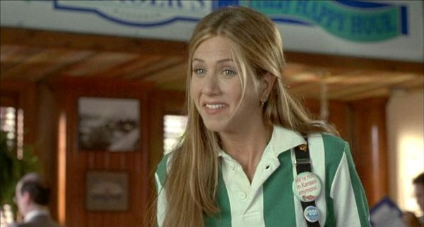 Jennifer Anniston in Office Space