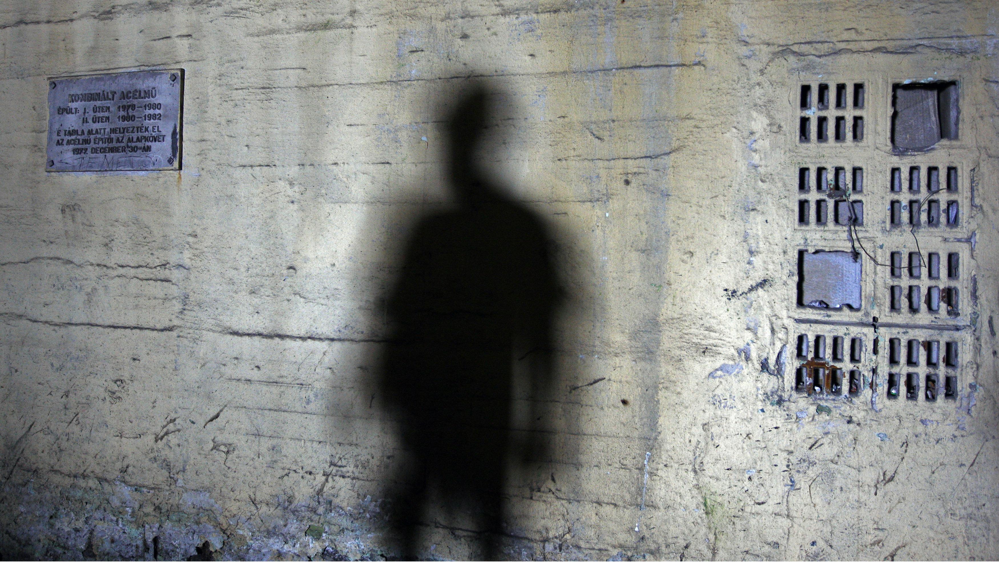 Everyone has a shadow.