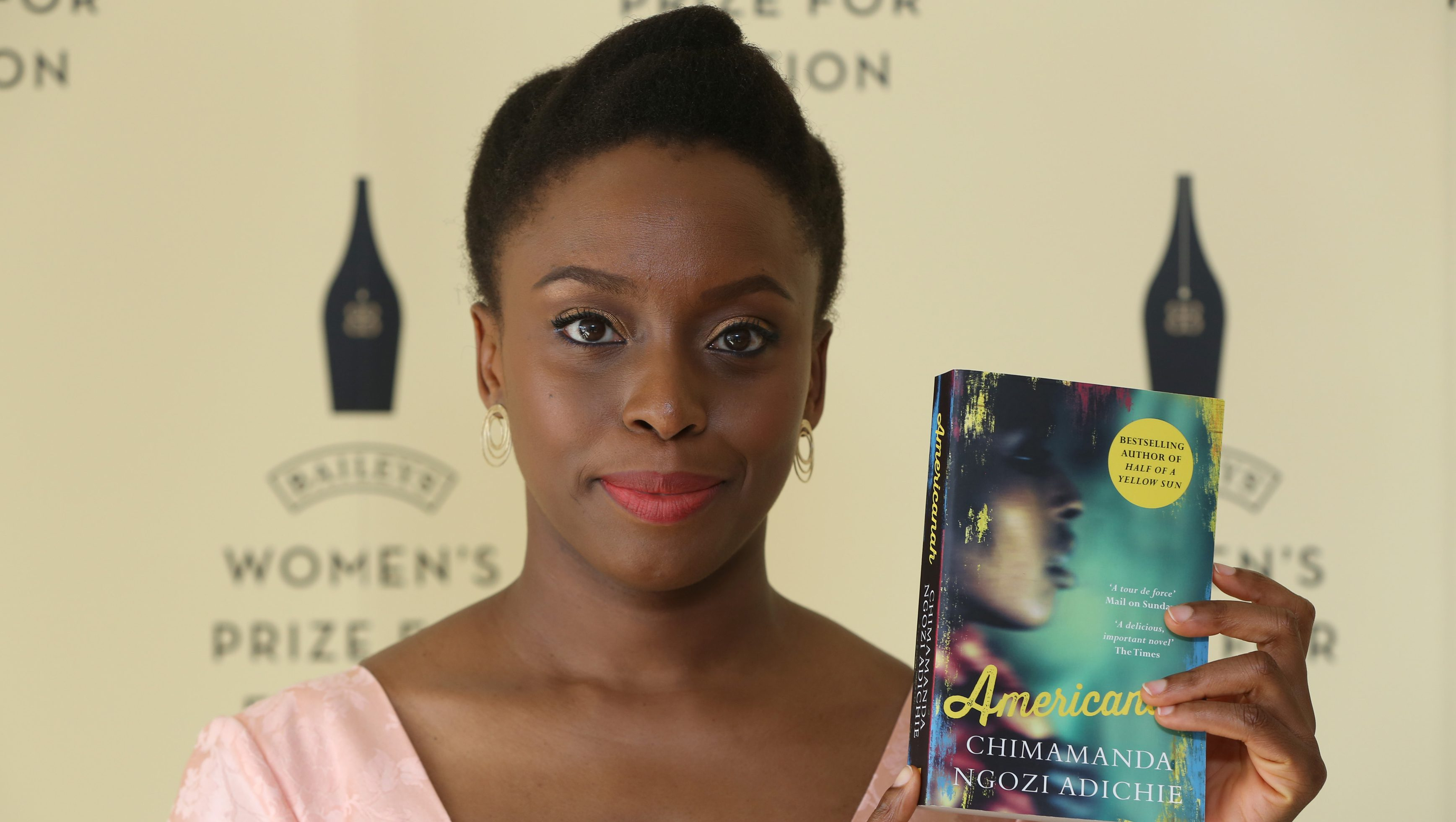 Image result for chimamanda ngozi adichie