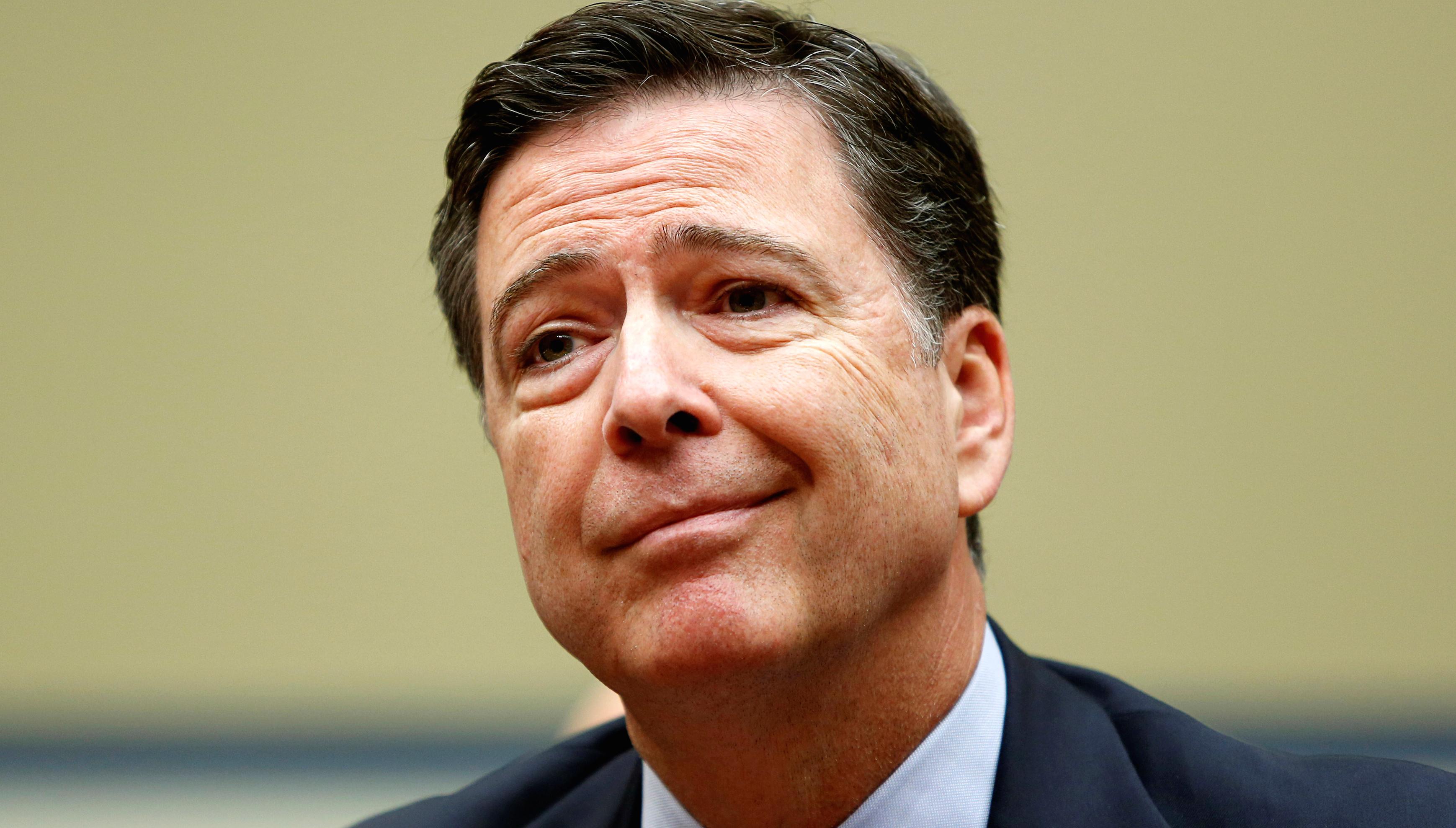 James Comey FBI testimony