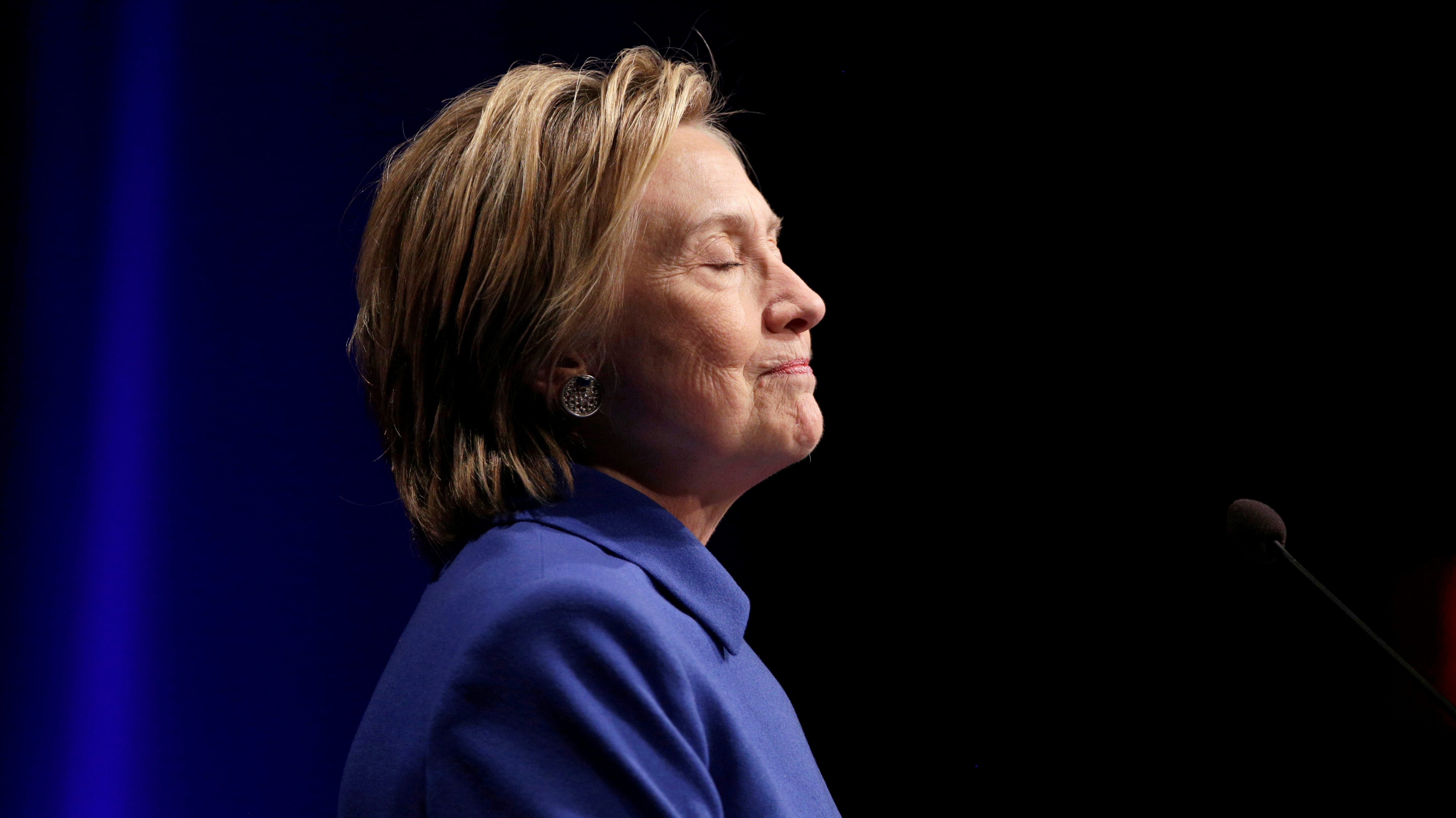 Hillary Clinton should call for a recount