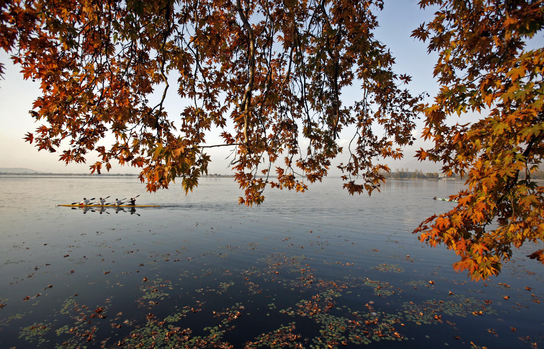 Kashmir-Dal Lake