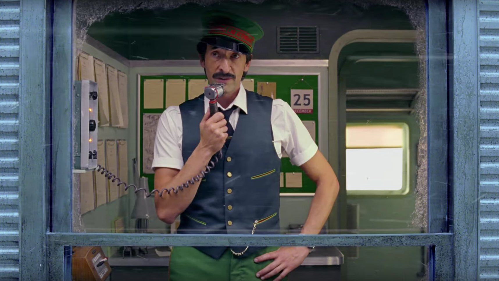 """Come Together,"" a short film for Wes Anderson, and an ad for H&M."
