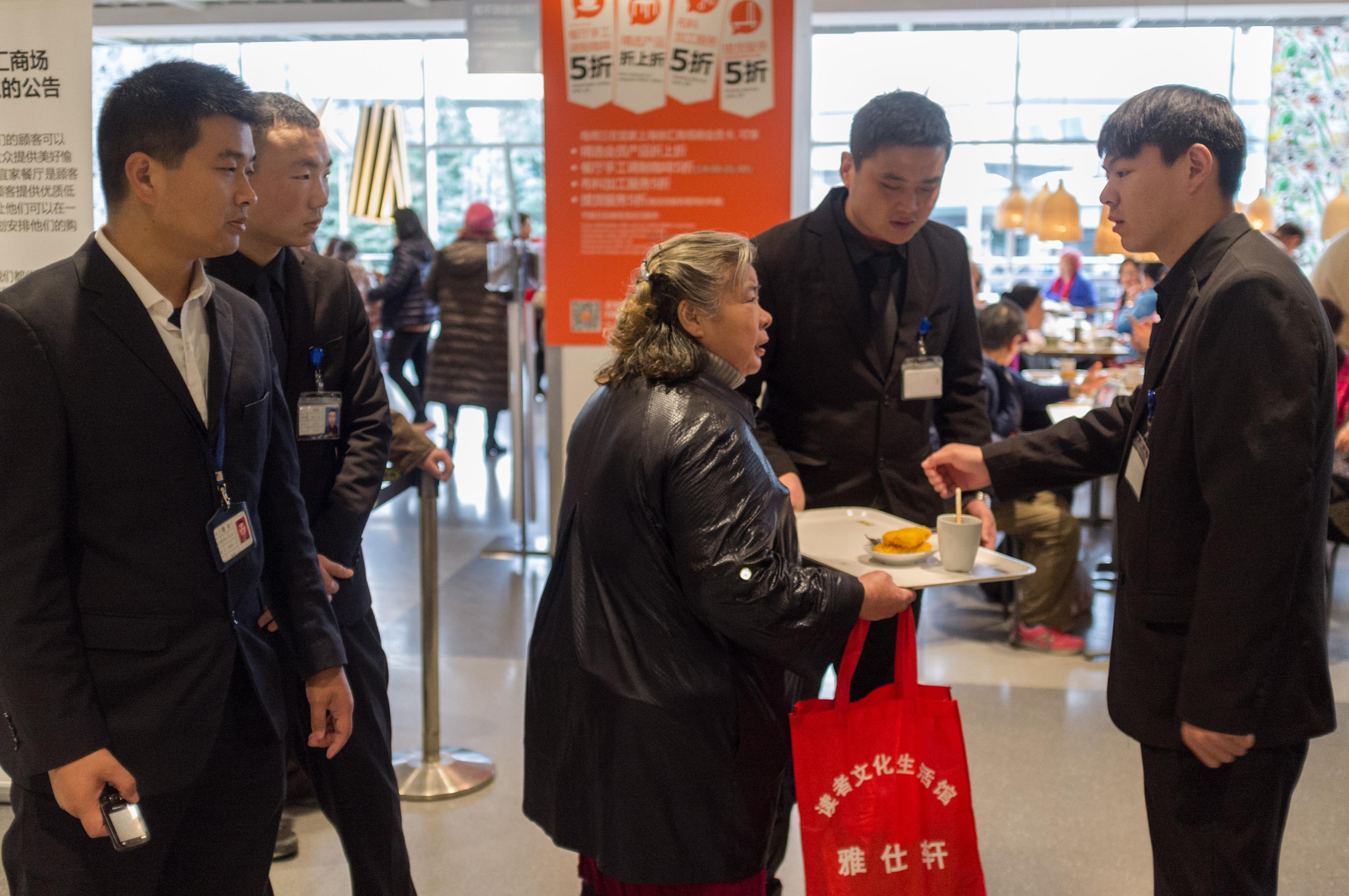 Photo of Shanghai Ikea's cafeteria