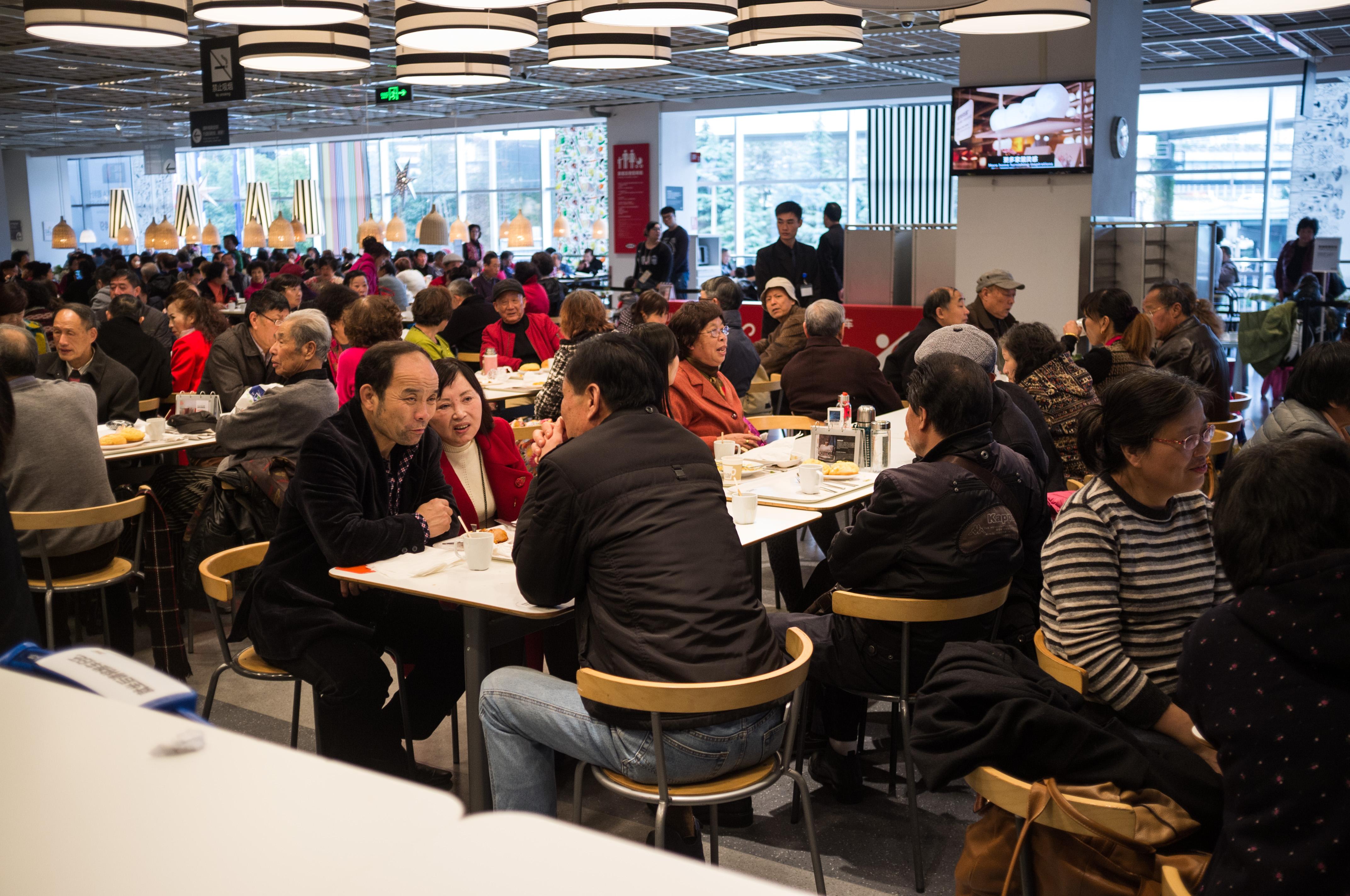 Photo of Shanghai Ikea cafe