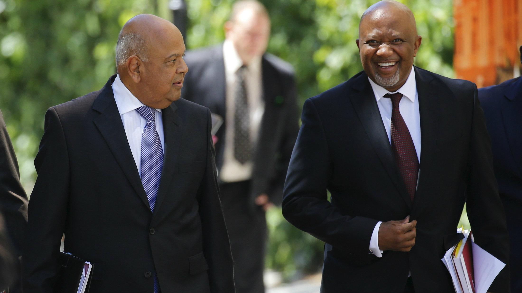 South Africa's Jacob Zuma fired finance minister Pravin ...