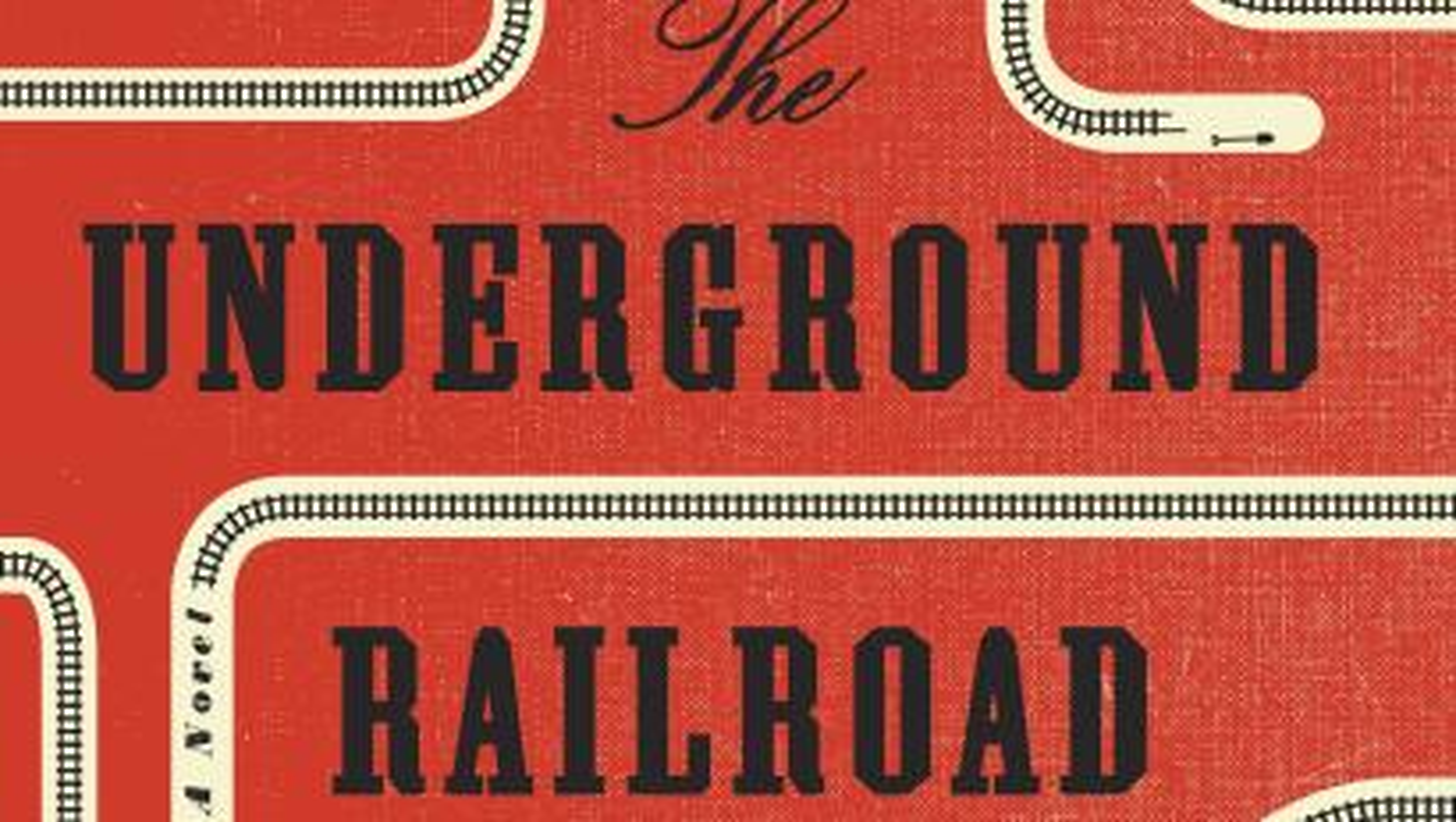 the-underground-railroad colson whitehead