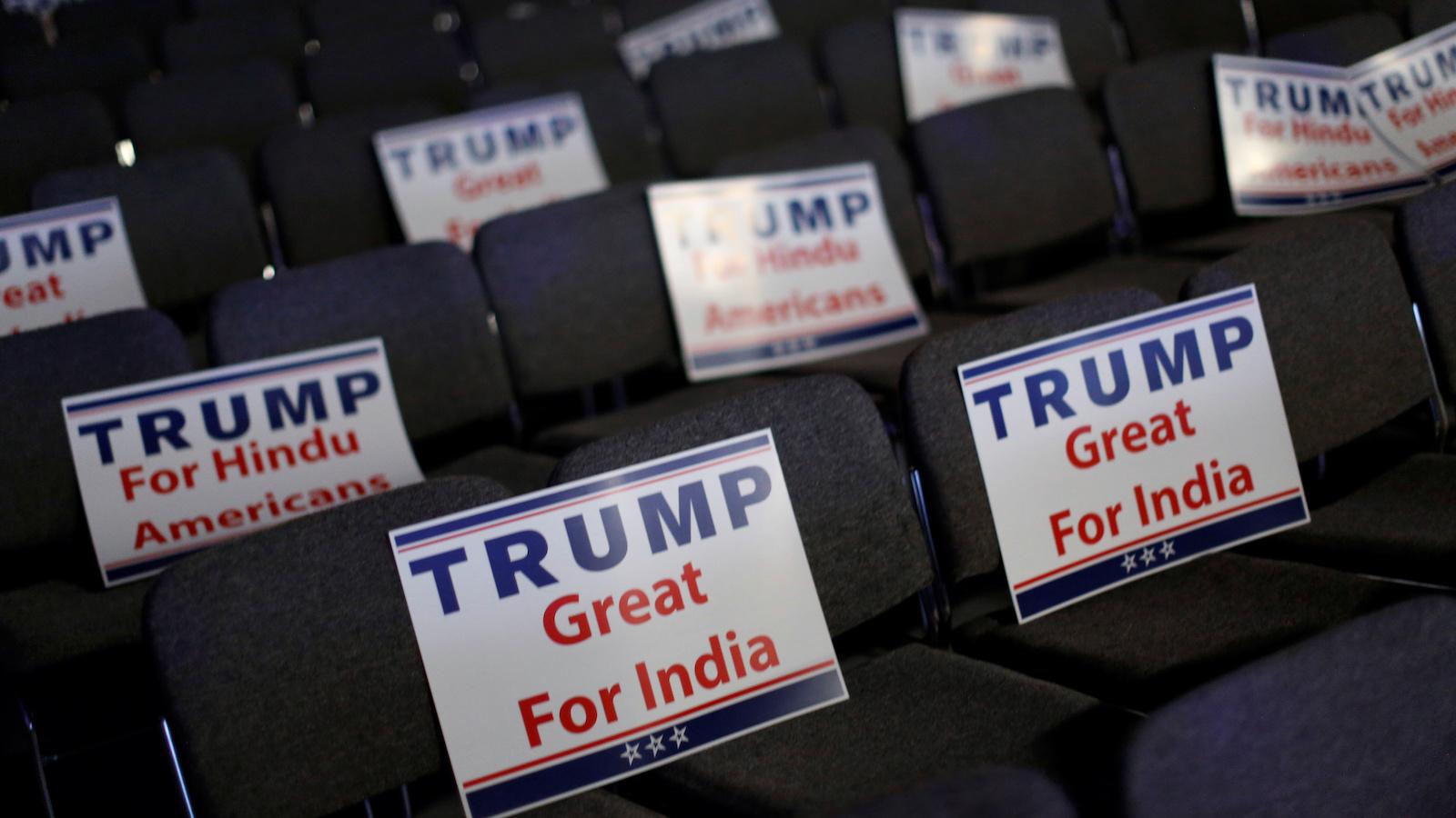 Donald Trump-Obama-Narendra Modi-Hindu-India