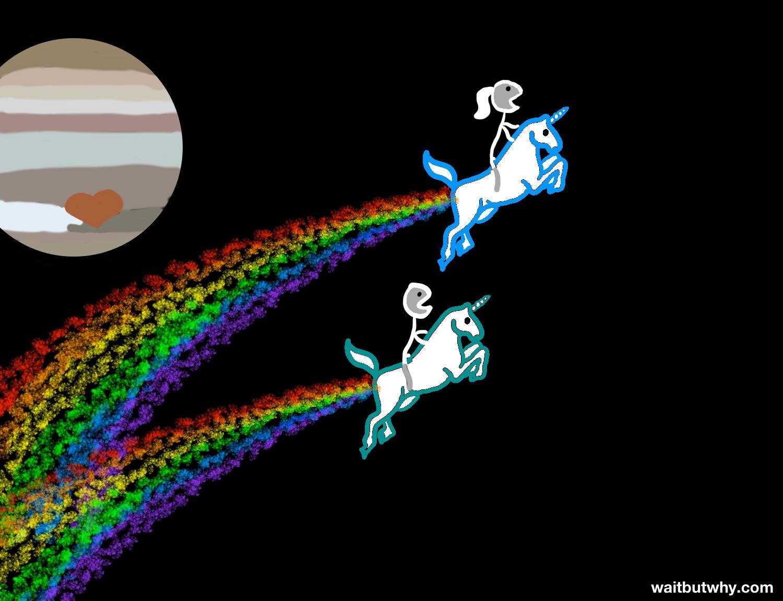 couple-flying-on-unicorns