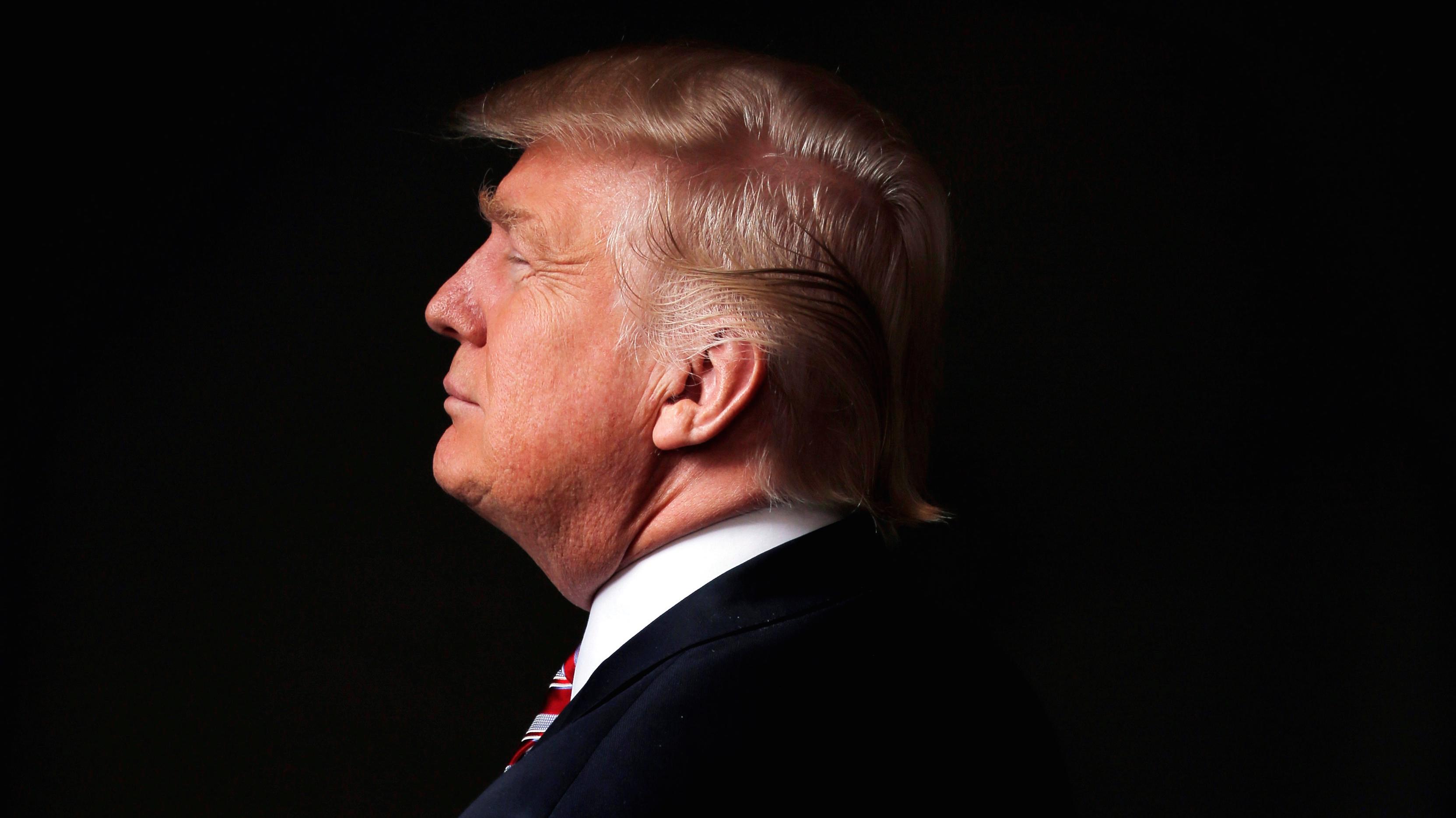 PEOTUS, Donald Trump