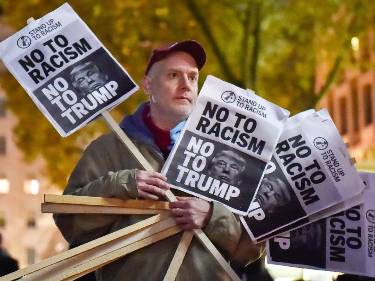 Racist tweeters (TWTR) can be convinced to stop spreading hate—if a white  man asks them to — Quartz