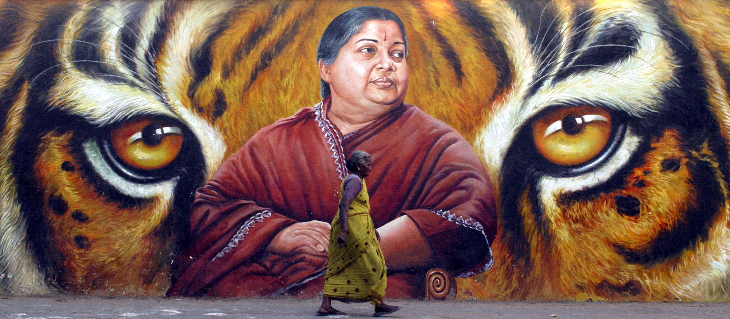 Jayalalithaa-Chennai-India