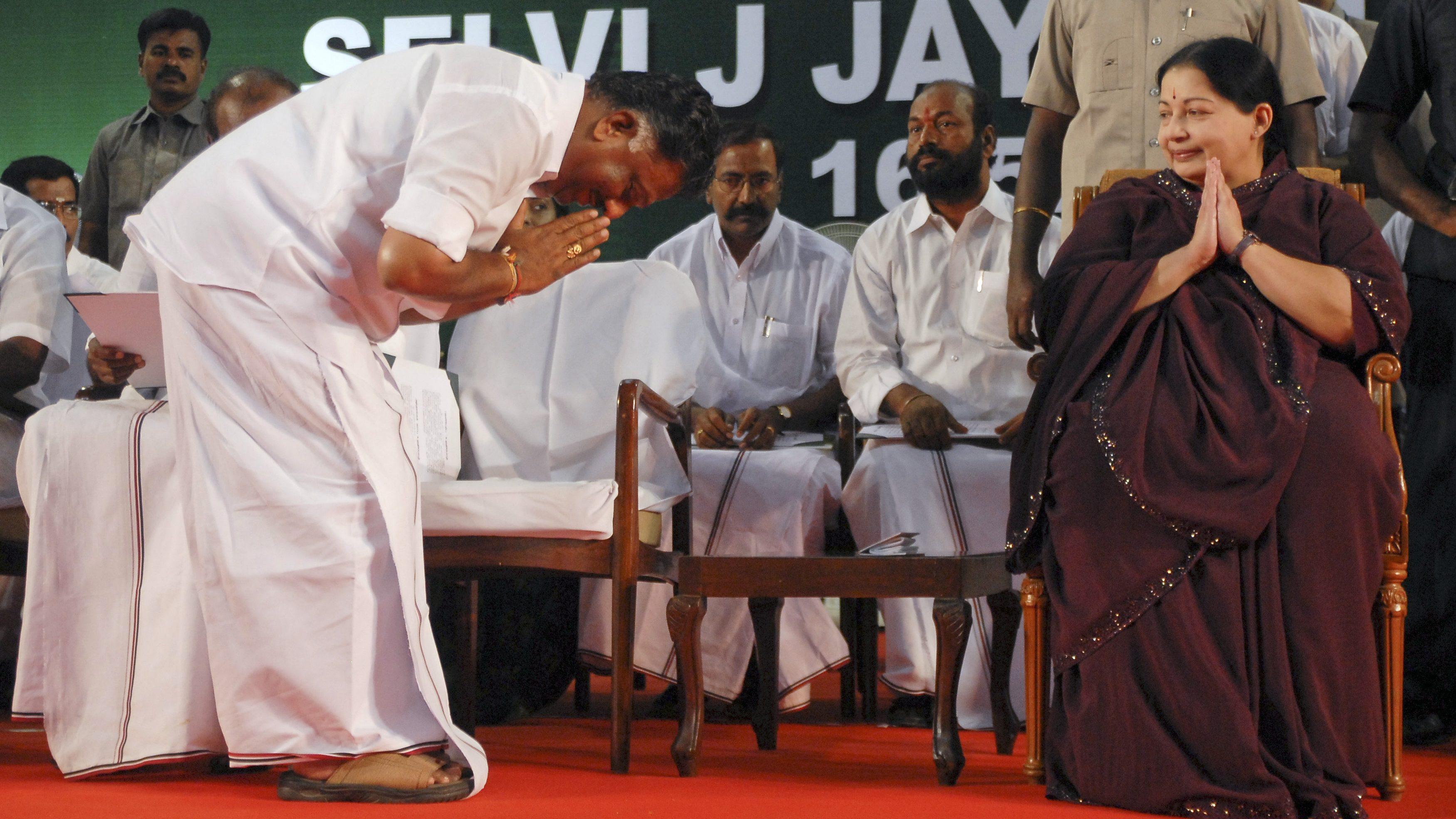 Paneerselvam-Tamil-Nadu-Jayalalithaa
