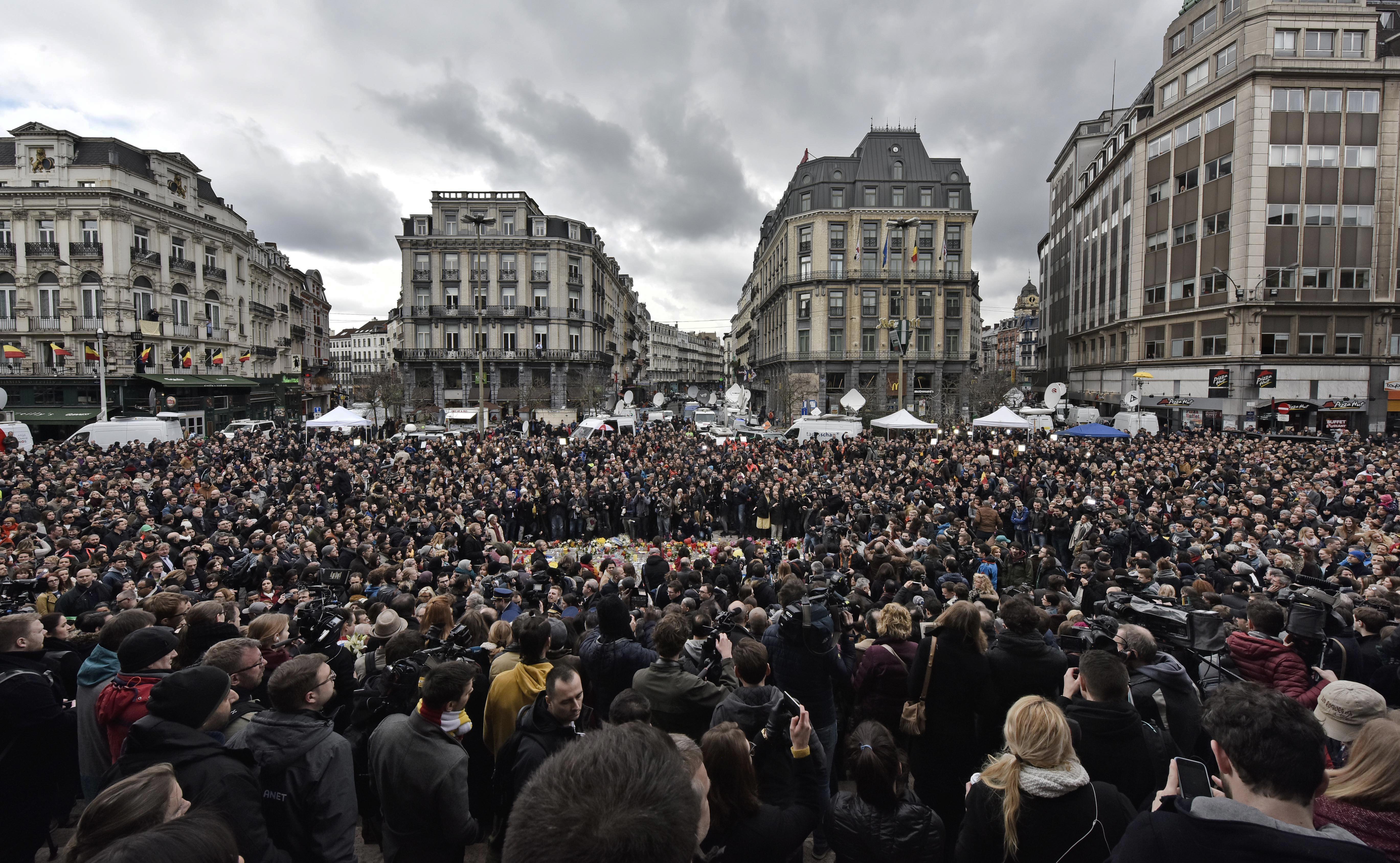 Brussel Bombings