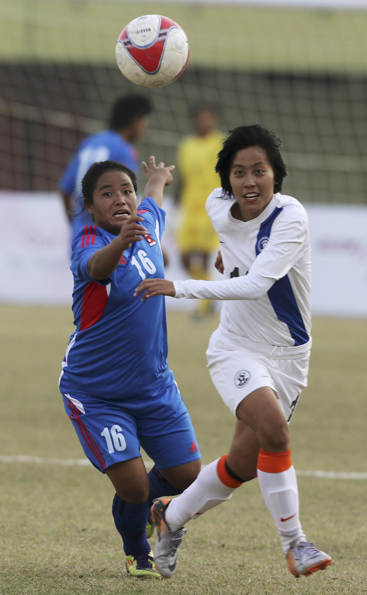 India Football Women