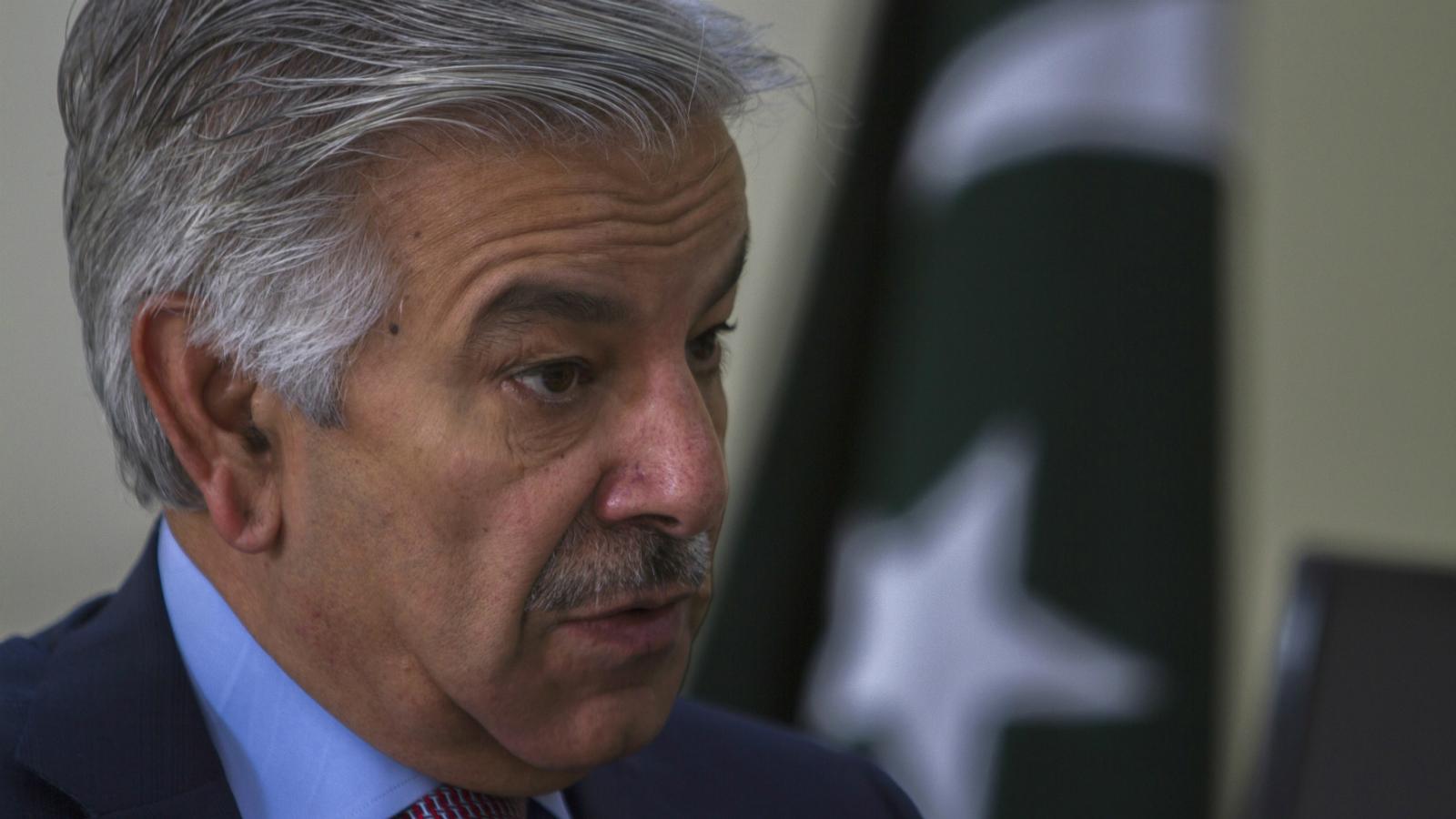Khawaja Asif Pakistan Israel Nuclear Syria