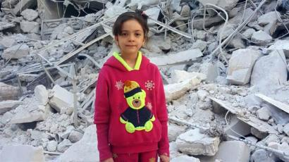 bana alabed missing