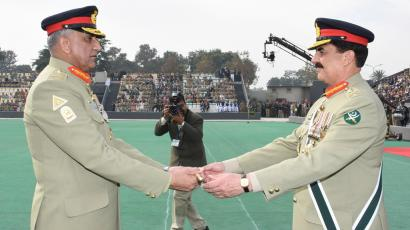 Qamar Javed Bajwa A More Prudent Pakistan Army Is Now Led By