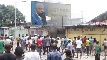 Protest in the Democratic Republic of the Congo escalate, leaving at least 20 dead, as Josef Kabila refuses to step down