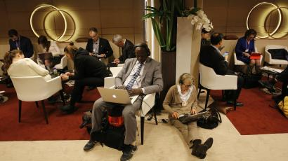Davos attendees