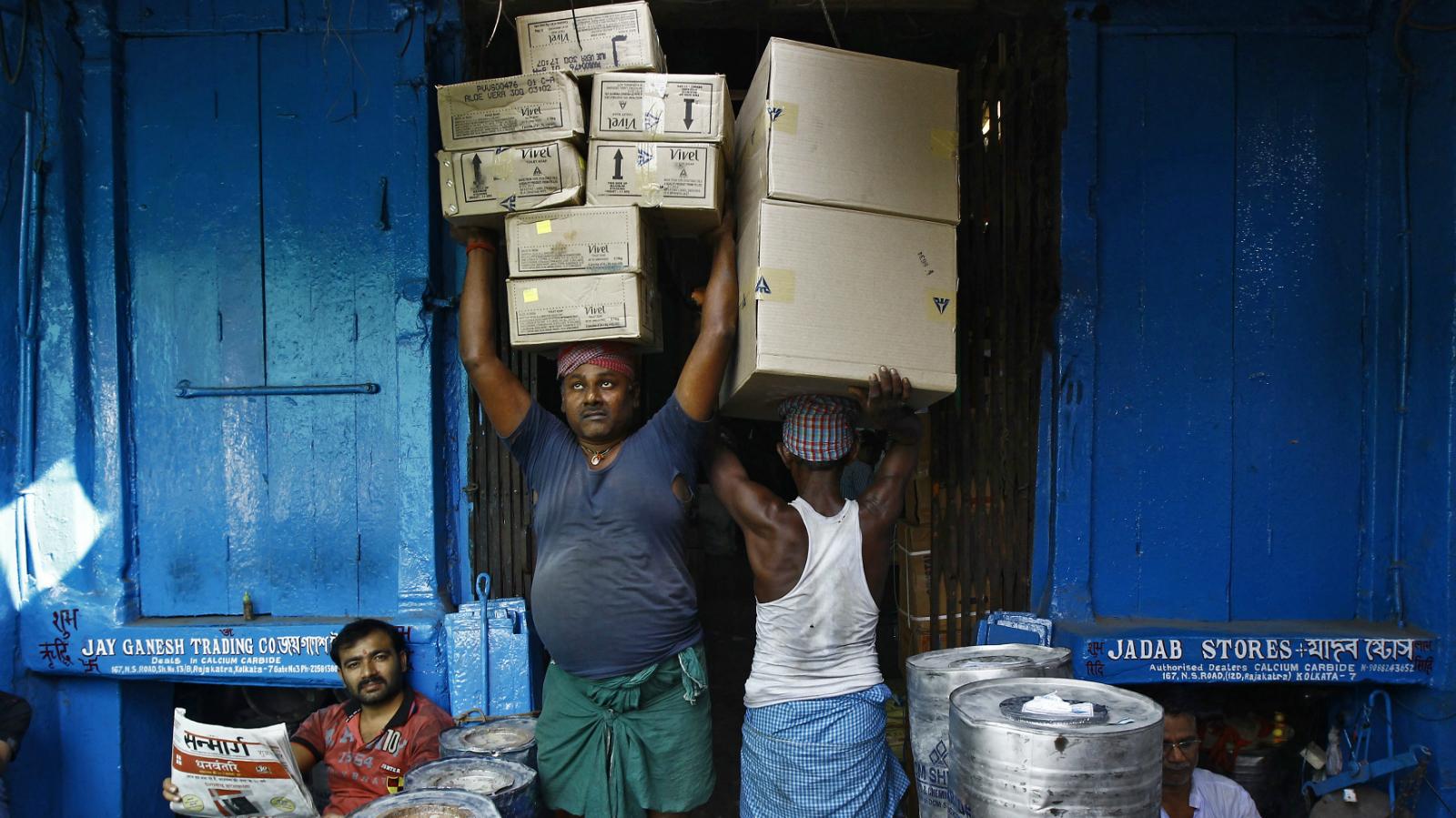 India-Indian economy-Demonetisation-Bank-ATM-Cash