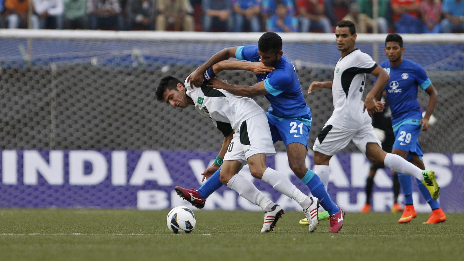 India-SOccer-Football