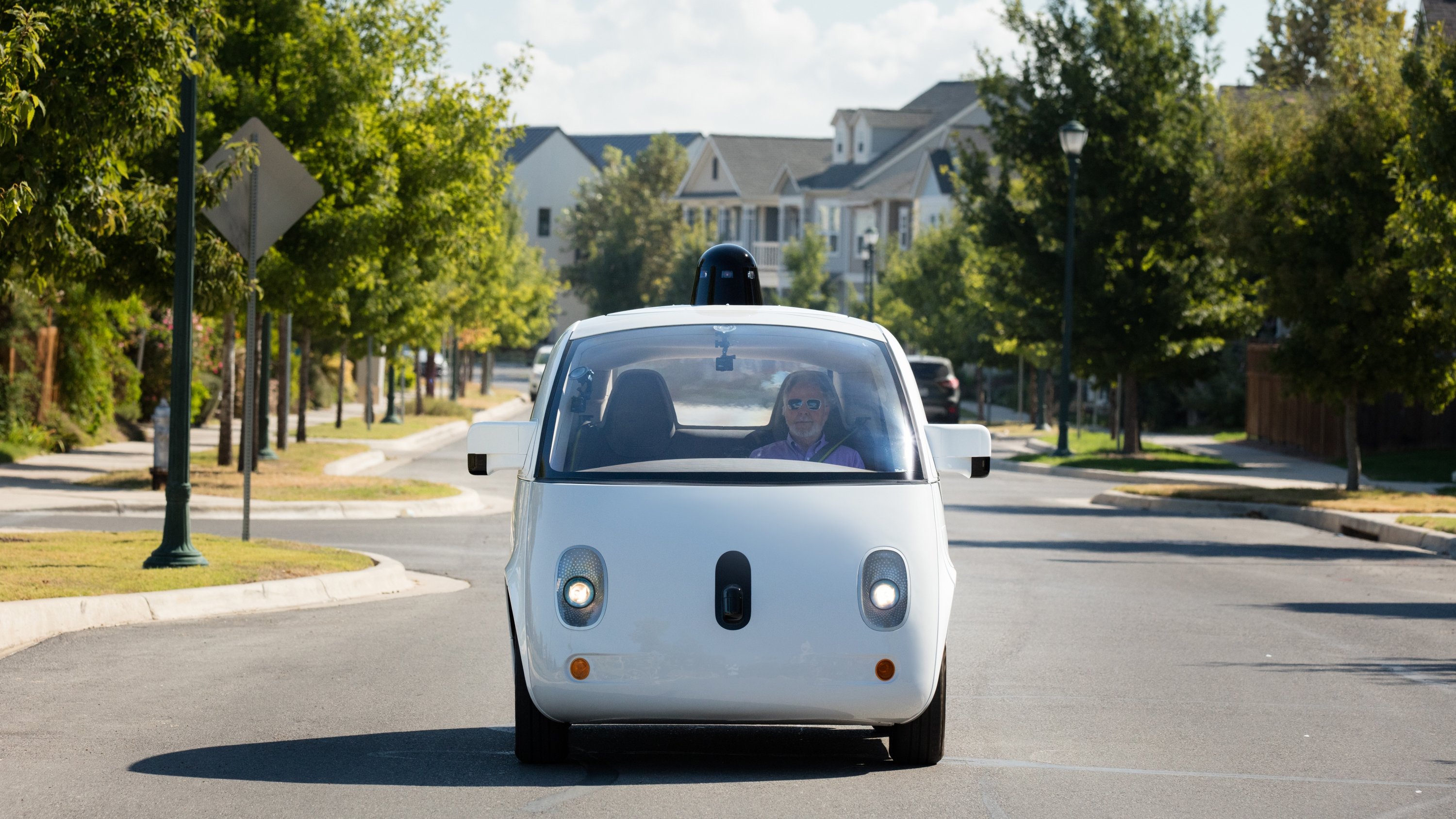 Google (GOOG) is spinning its self-driving car project out into its
