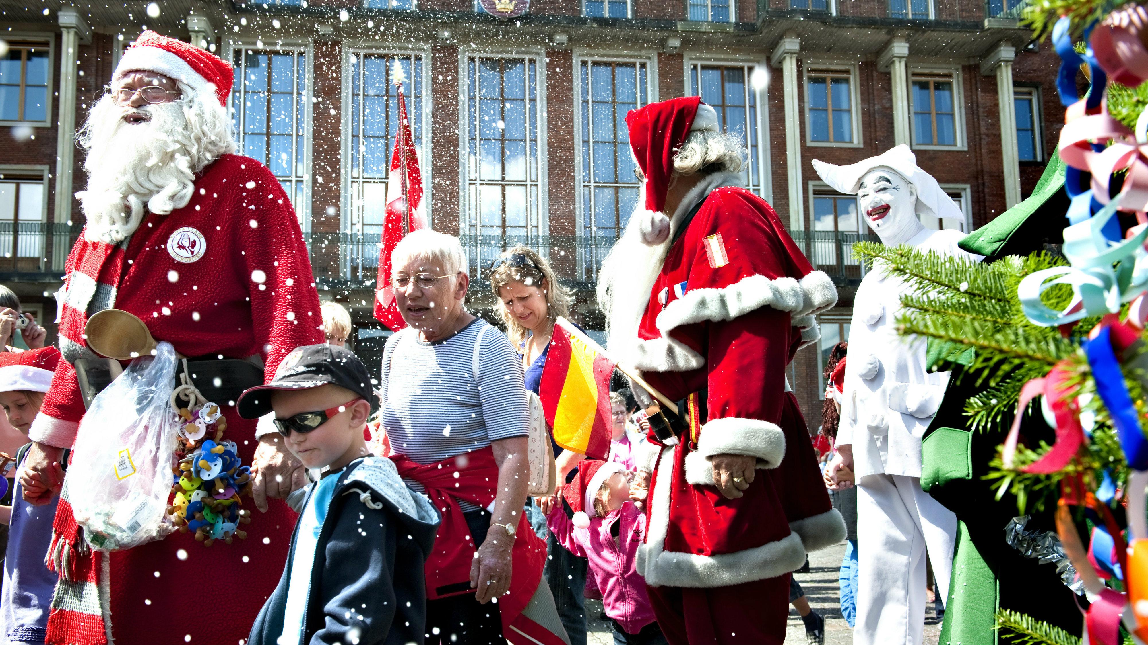 Santa World Congress, Copenhagen