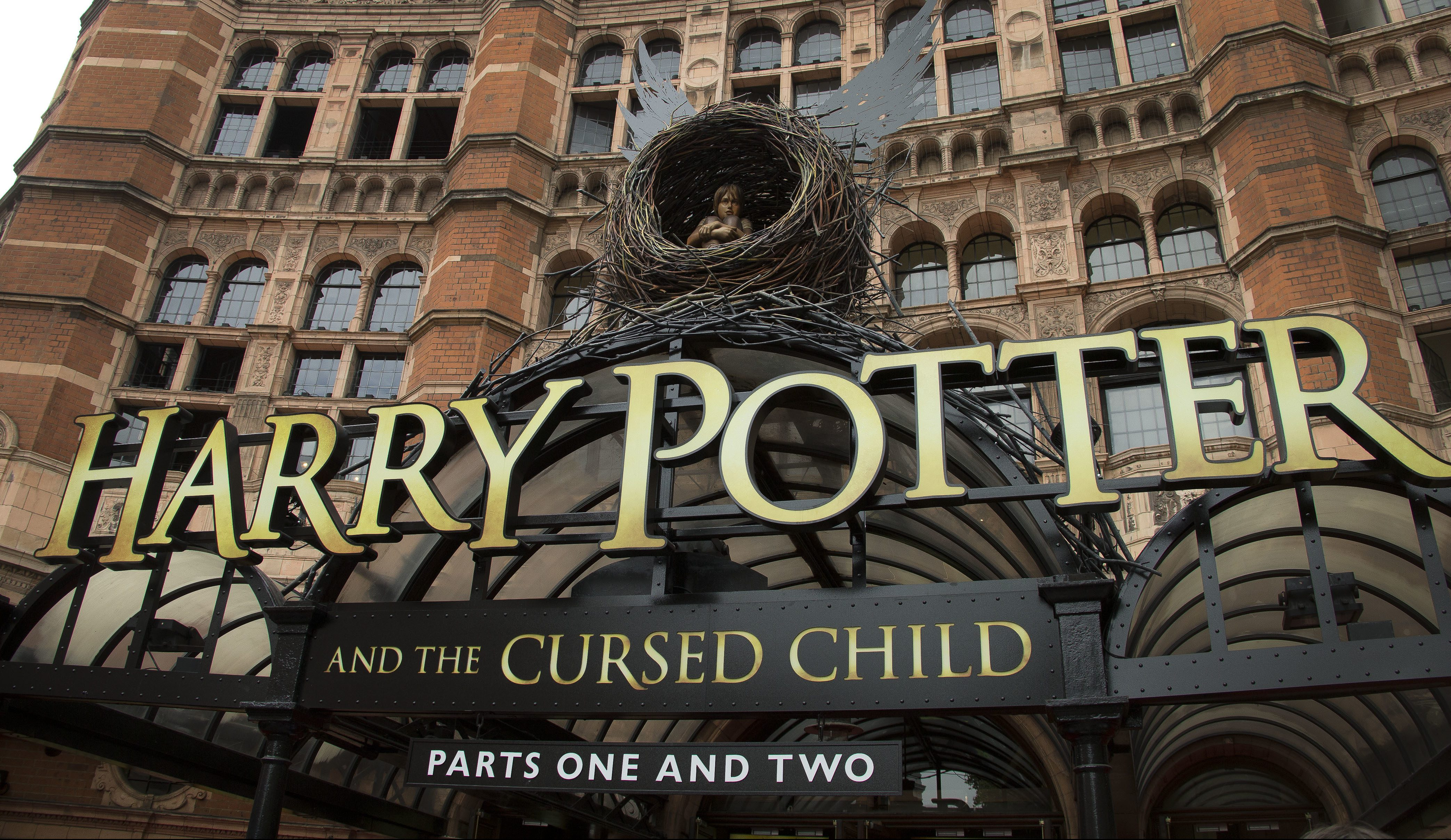 Harry Potter and the Cursed Child moves to Broadway
