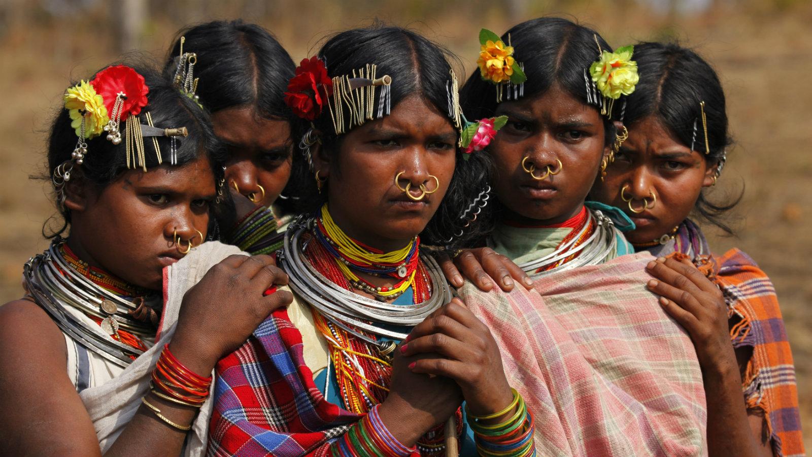 India-tribals-demonetisation
