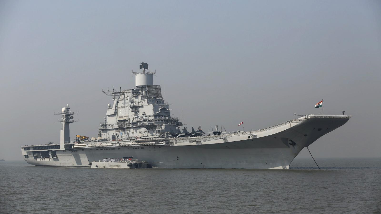 India-Indian Navy-Indian Ocean-Warship