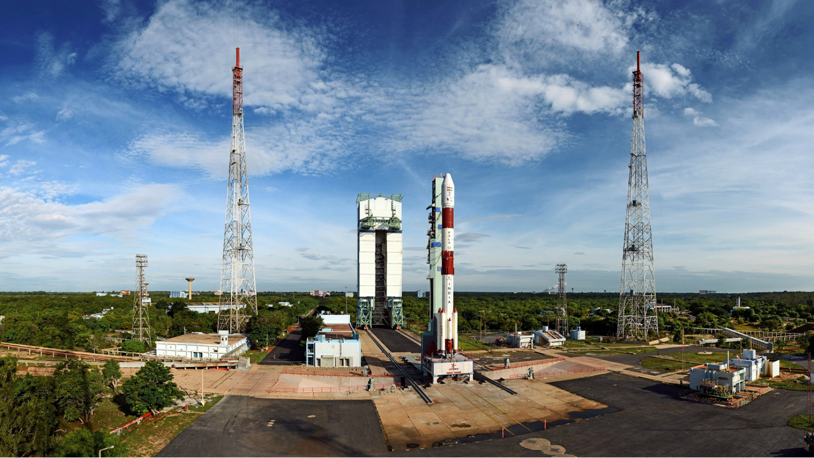 ISRO-Space-NASA-Satellite-PSLV-Rocket