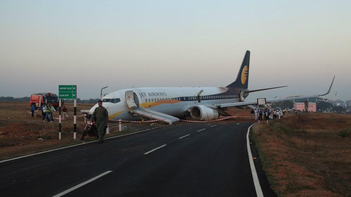 Goa Jet Airways SpiceJet Indigo