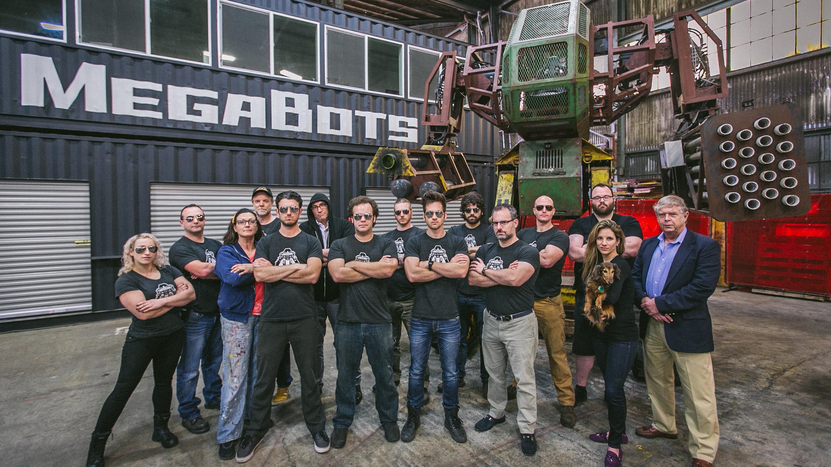 megabots-team-picture