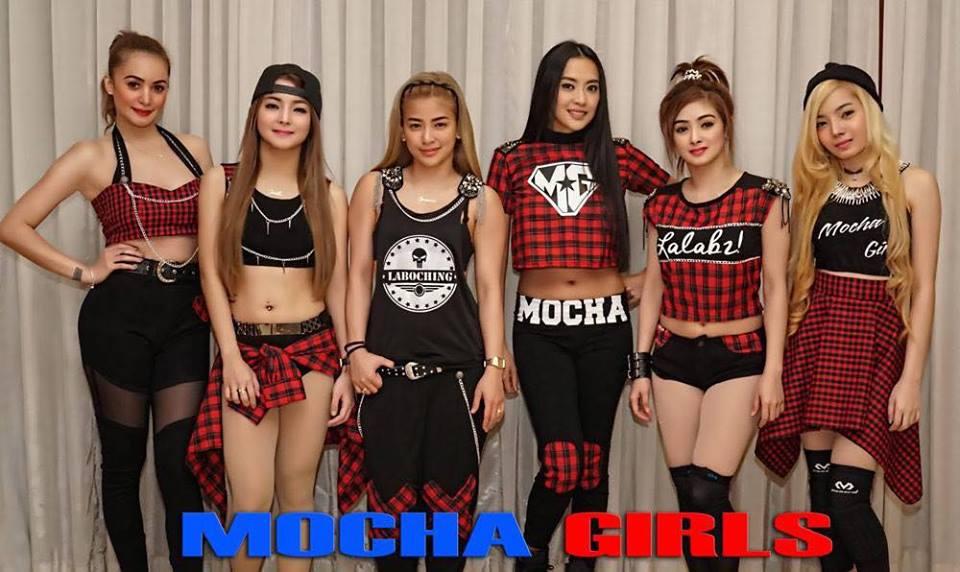 the mocha girls dance group