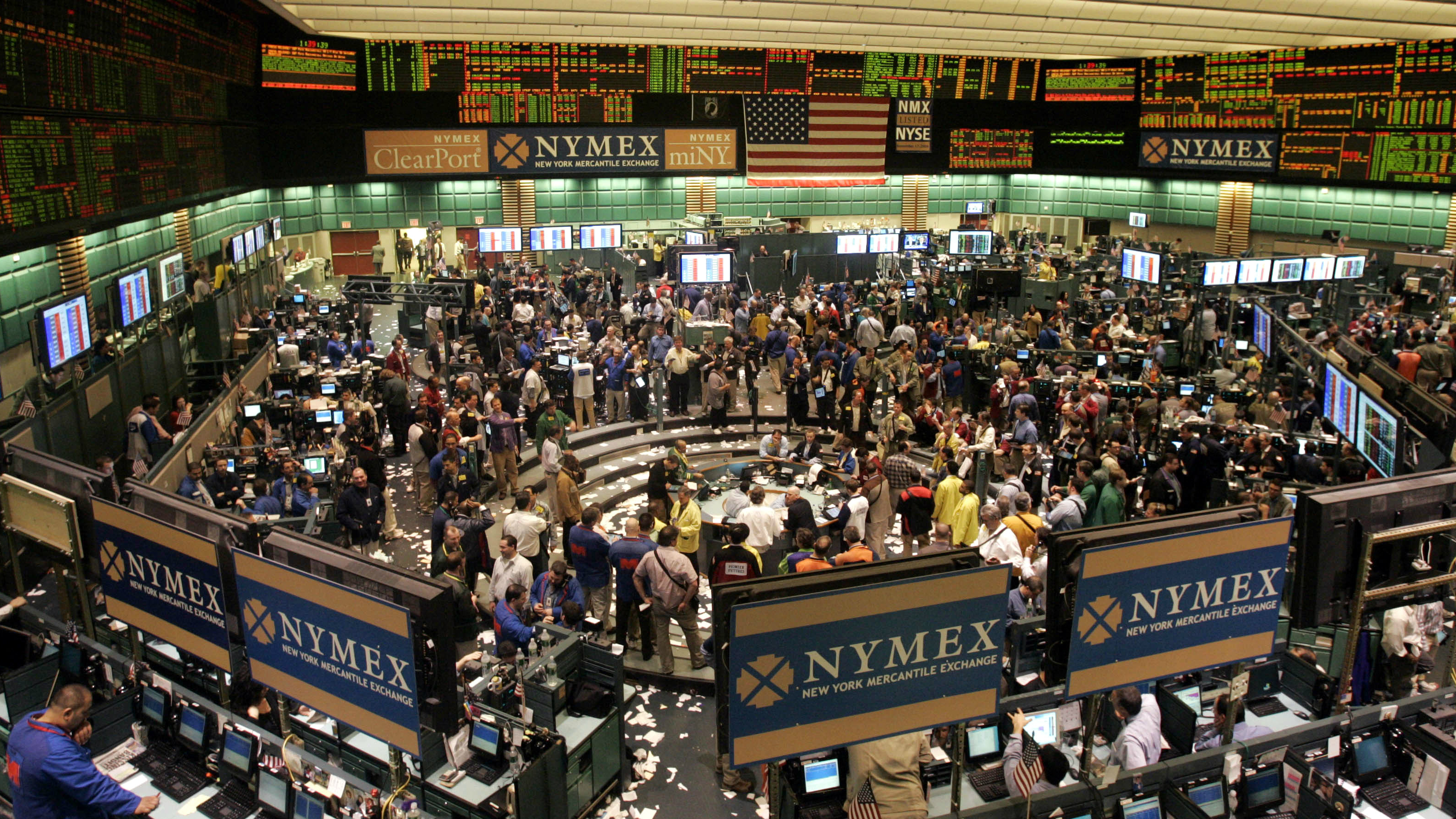 Cme Group Cme Is Closing The Last Of New York S Commodity