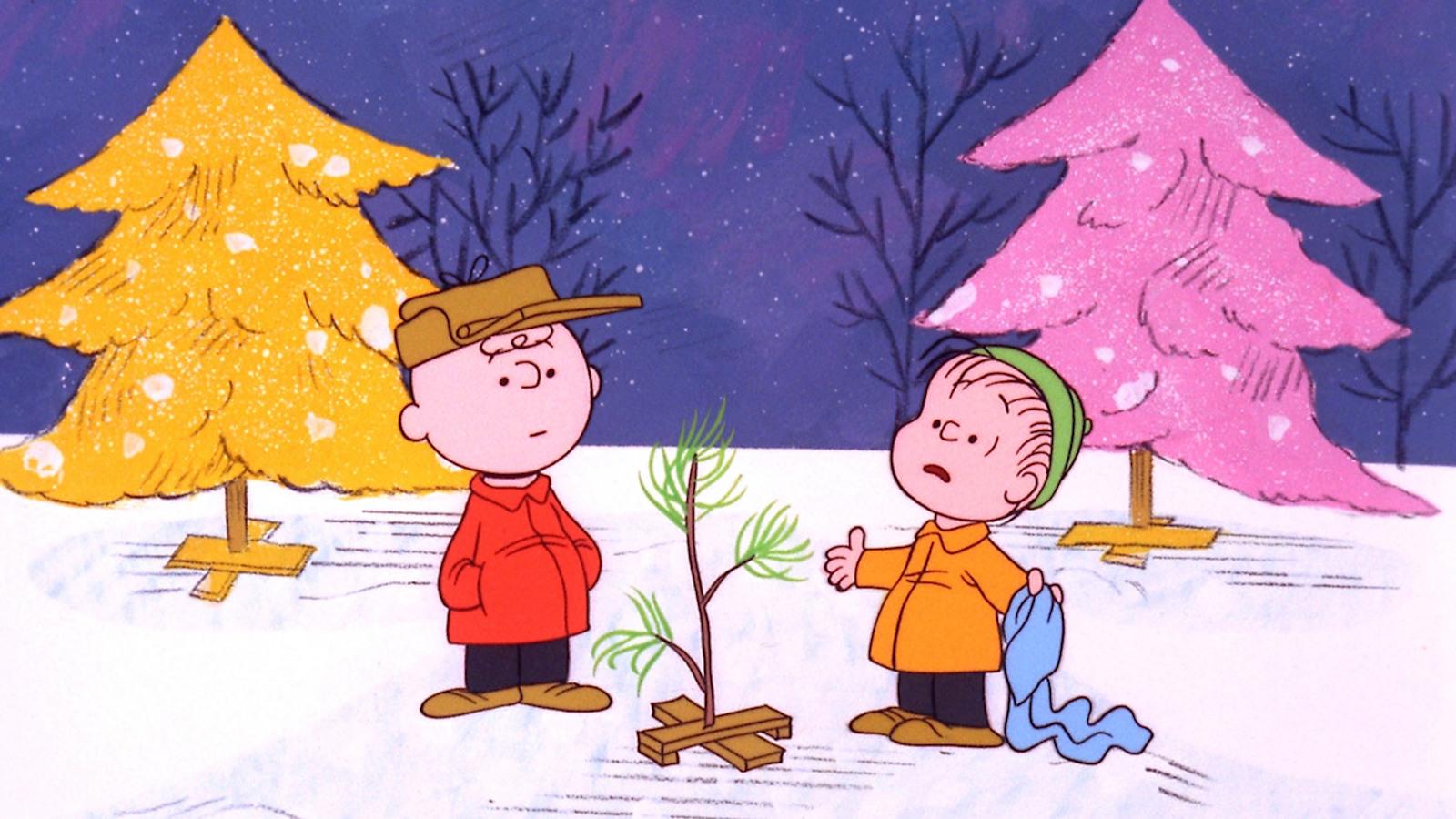 A Charlie Brown Christmas movie