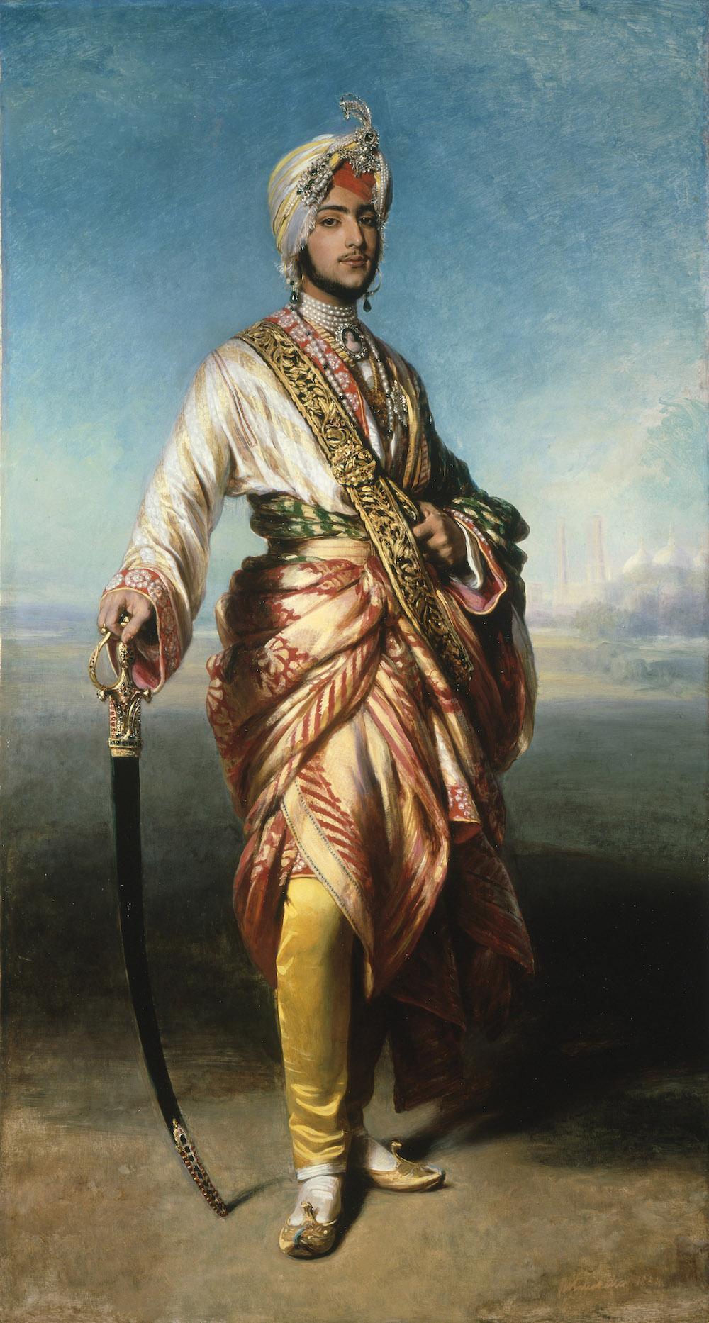 India-Maharaja-history