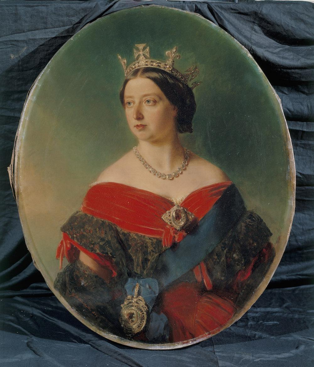 India-history-Queen-Victoria